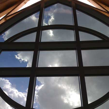 Sienna Ranch Baptist Church Window