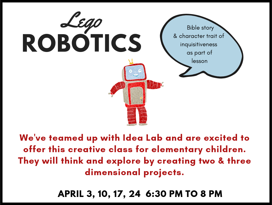 Lego Robotics graphic