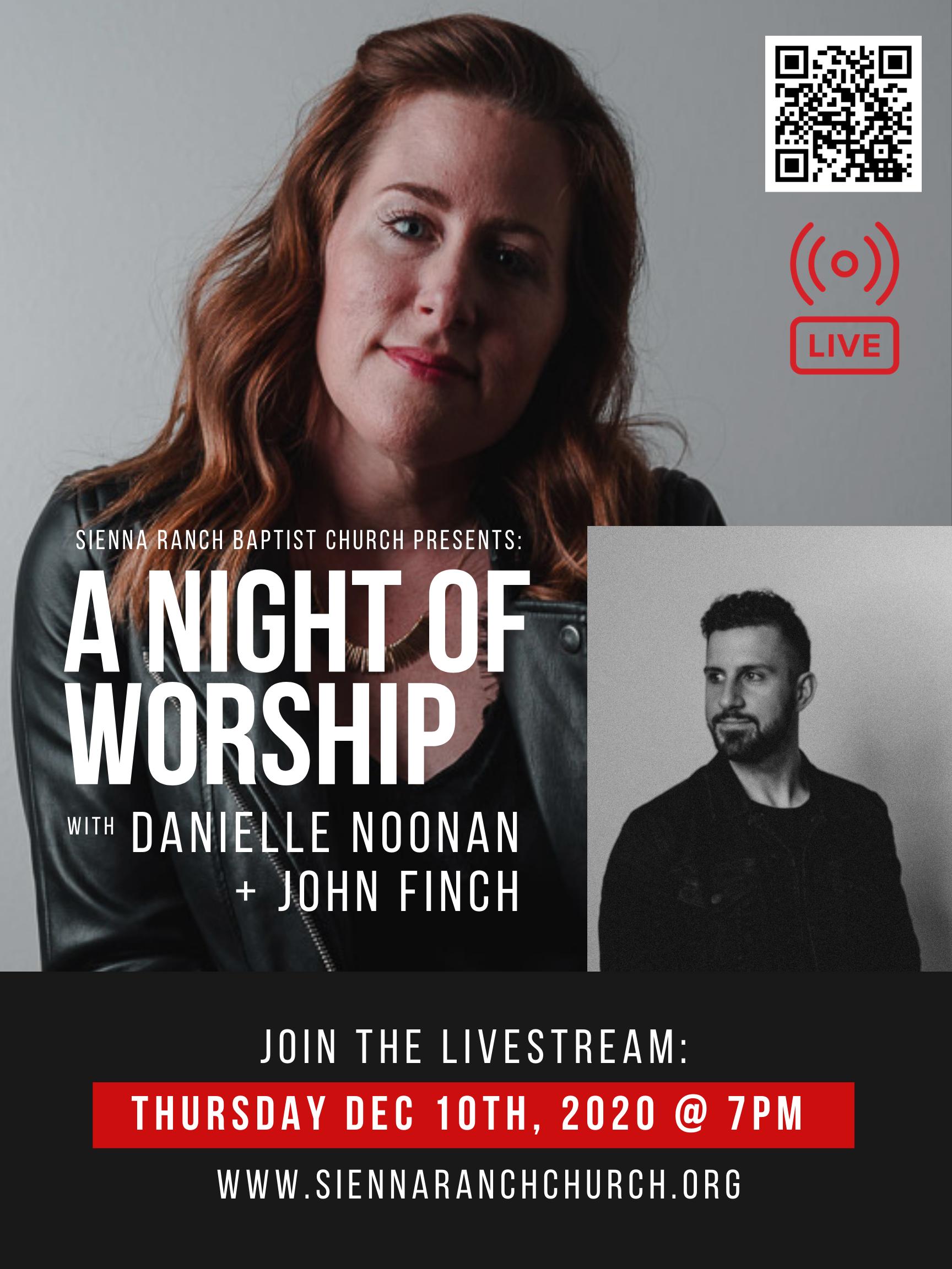 Danielle's concert 2020