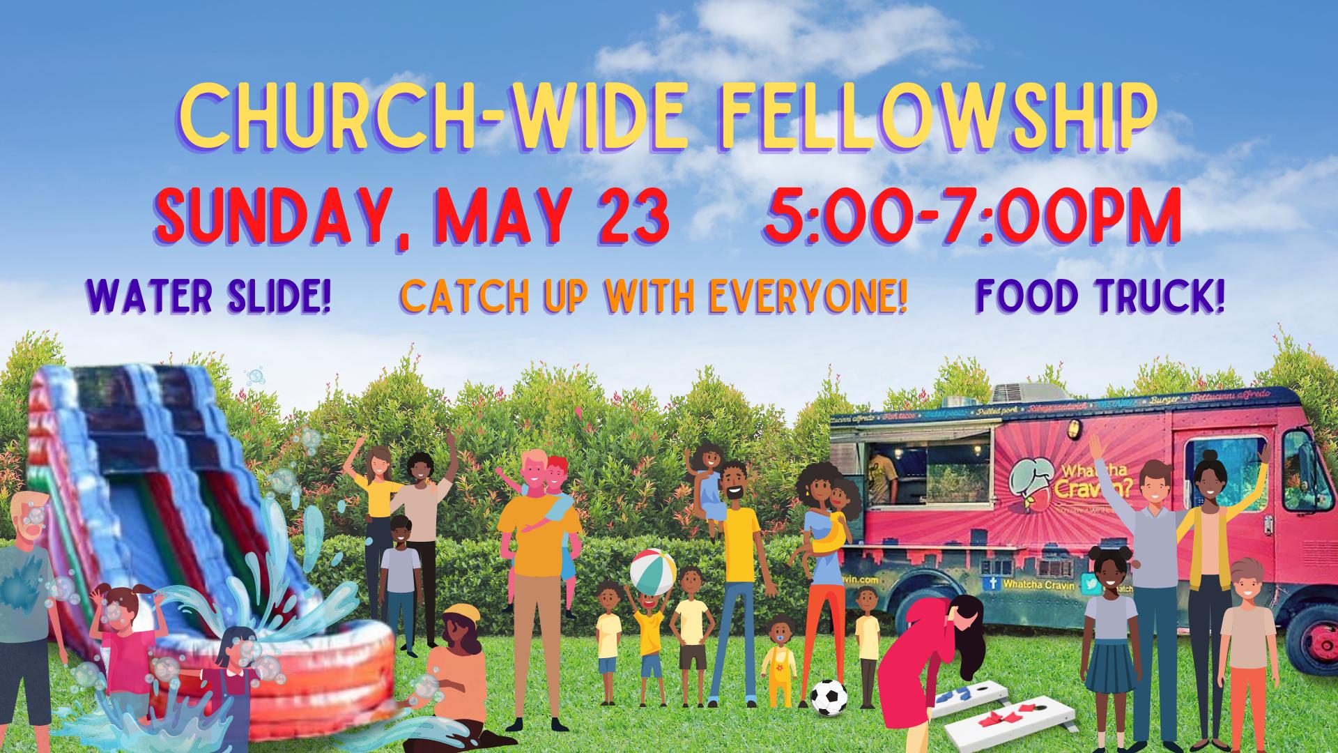 Church-wide Fellowship (1)