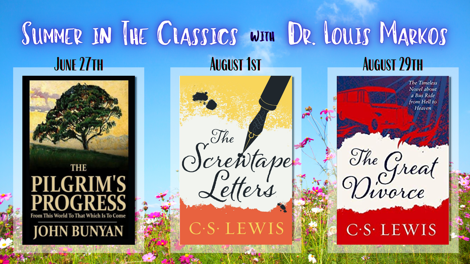 Summer in The Classics – separate elements