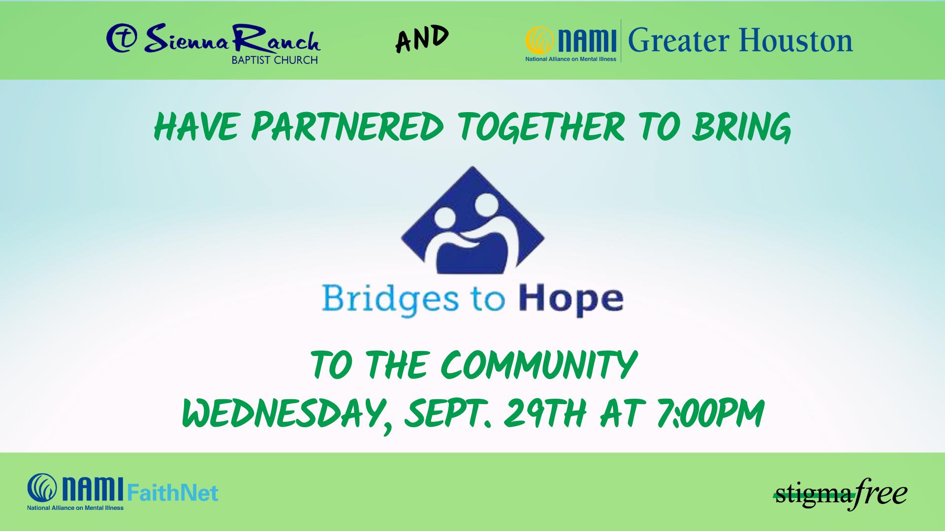 Bridges to Hope